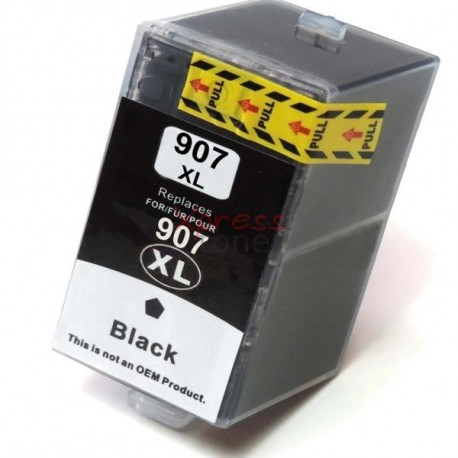 HP nº903/907XLBK - Tinteiro Genérico