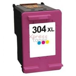 HP nº304XLC - Tinteiro Genérico