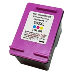 HP nº303XLC - Tinteiro Genérico