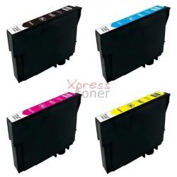 Epson 603XL -Pack de 4 Tinteiros Genéricos
