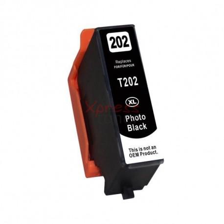 Epson 202XL PBK - Tinteiro Genérico