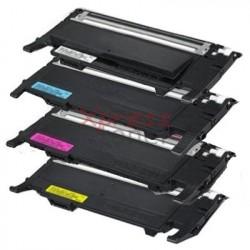 Samsung CLP320 - Pack de 4 Toners Genéricos