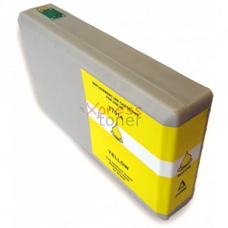 Epson T7014 - Tinteiro Genérico