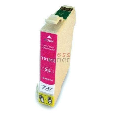Epson T1813 - Tinteiro Genérico