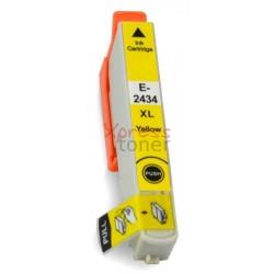 Epson T2434 - Tinteiro Genérico Cor-Amarelo