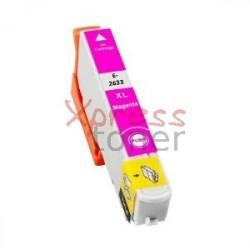 Epson T2633 - Tinteiro Genérico Cor-Magenta