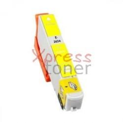 Epson T2634 - Tinteiro Genérico Cor-Amarelo