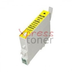Epson T0714 - Tinteiro Genérico Cor-Amarelo