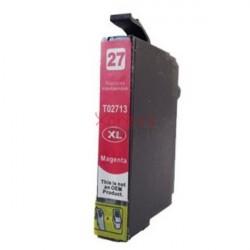 Epson T2713 - Tinteiro Genérico Cor-Magenta