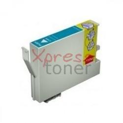 Epson T0802 - Tinteiro Genérico Cor-Ciano