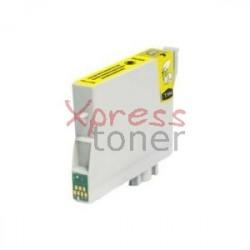 Epson T0554 - Tinteiro Genérico Cor-Amarelo