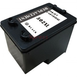 HP nº302XLBK - Tinteiro Genérico