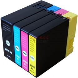 Canon PGI 2500XL - Pack de 4 Tinteiros Genéricos