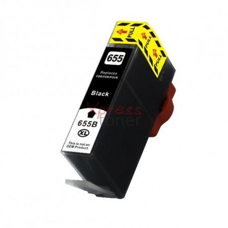HP nº655XLBK - Tinteiro Genérico