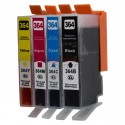 HP nº364XL - Pack de 4 Tinteiros Genéricos